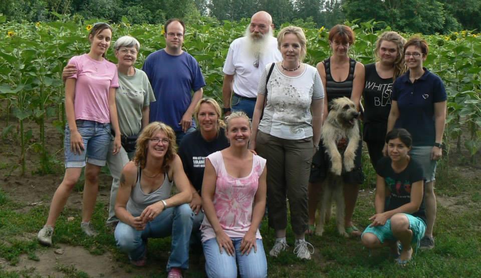 Ungarn Tour Juni 2013 Tierschutz Team
